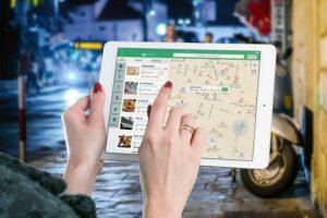 Google My Business en copywriting turístico de web contenido 5 estrellas